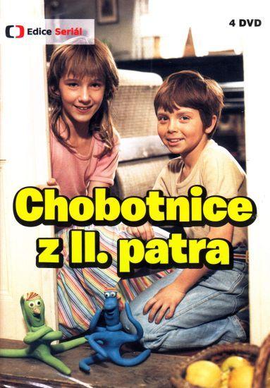 Modrej a Zelenej ve filmech Chobotnice z II. patra.