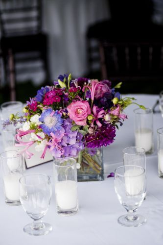 Ideas about square vase centerpieces on pinterest