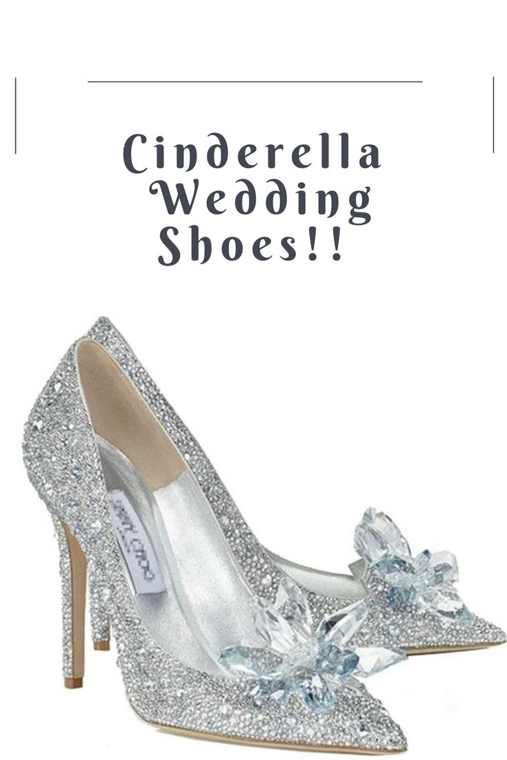 The 25+ best Cinderella wedding shoes ideas on Pinterest ...