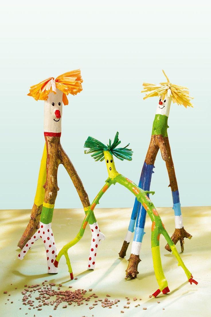 Die besten 25 clown basteln ideen auf pinterest for Basteln herbst kindergarten
