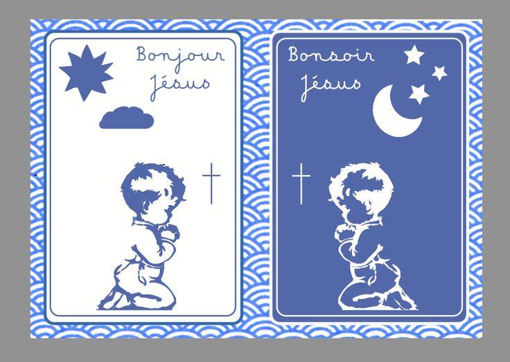 Le coin prière des petits