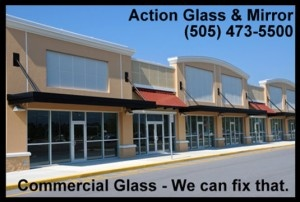 Commerical Glass #ActionGlass