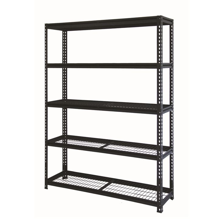 Find Pinnacle 2090 x 1500 x 410mm 5 Tier Heavy Duty Shelving Unit at Bunnings Warehouse. Visit your local store for the widest range of storage & cleaning products.