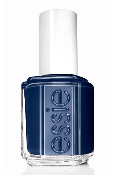 Top Manicurists Pick Their Fave Fall Nail Polishes - essie After School Boy Blazer