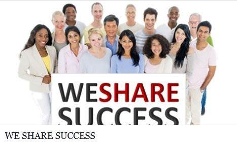 Membrii noi, inscrisi in perioada 20 februarie - 30 martie 2015, vor primii: - pentru inscrierea in echipa WSS, ca bonus de bun-venit, 10 puncte de profit pentru fiecare membru nou inscris in perioada 20 februarie - 30 martie 2015, pe 5 generatii, 5 puncte de profit  http://wesharesuccess.perfectinter.net/