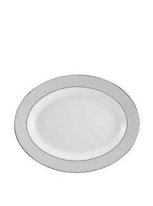 68% OFF Mikasa Gown Oval Platter, 11