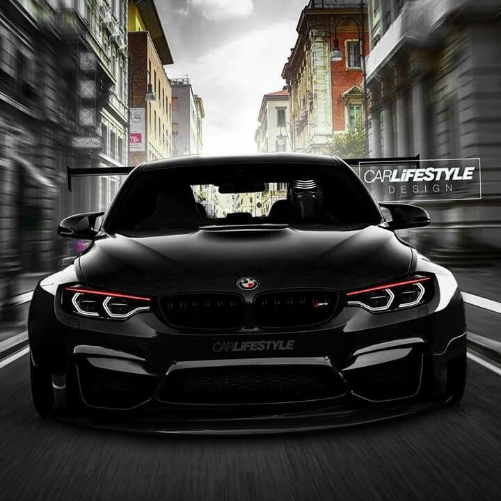 BMW M3 WideBody BigHips BigSpoiler