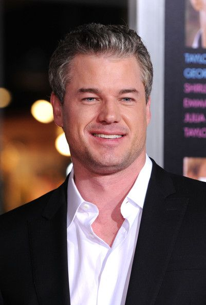 "Eric Dane Photos Photos - Actor Eric Dane arrives at the premiere of New Line Cinema's 'Valentine's Day"" held at Grauman's Chinese Theatre on February 8, 2010 in Los Angeles, California. - Premiere Of New Line Cinema's ""Valentine's Day"" - Arrivals"