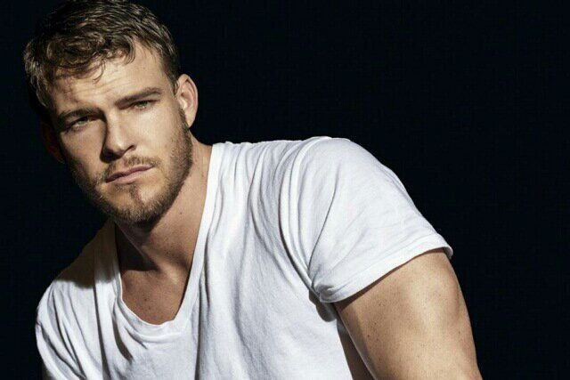 Alan Ritchson photos, including production stills, premiere photos and other event photos, publicity photos, behind-the-scenes, and more.
