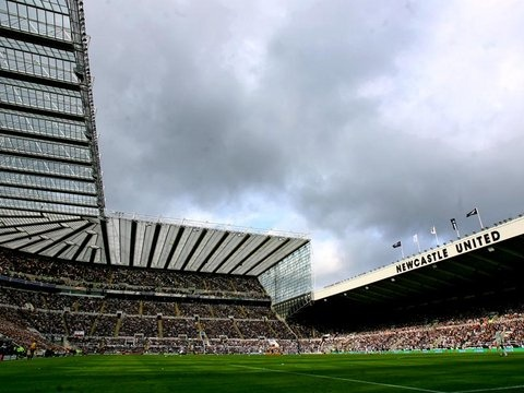 St James' Park - Newcastle's third Cathedral
