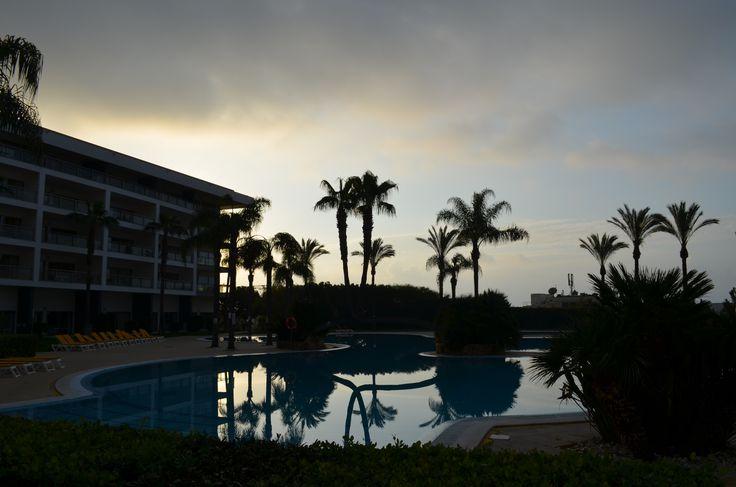 Sunrise at Alto da Colina, Albufeira, Algarve
