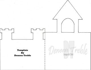 cut out castle template - 349 best castles and carriages images on pinterest paper