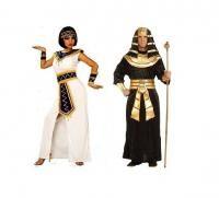 Cómo diseñar un disfraz de egipcio casero