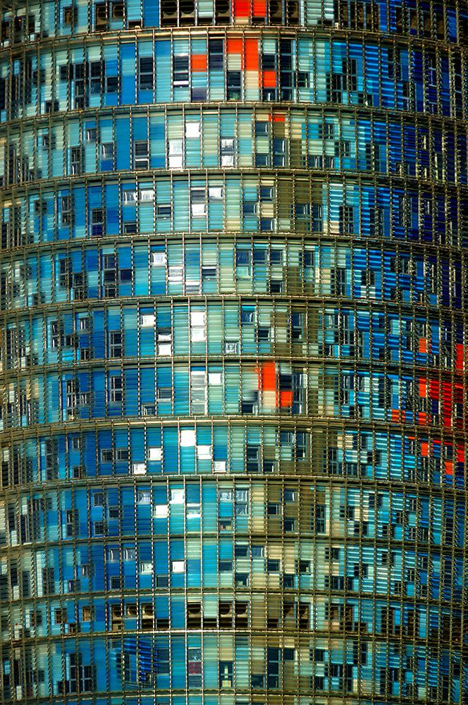 Best Modern Architecture Images On Pinterest Amazing - Barcelona colors
