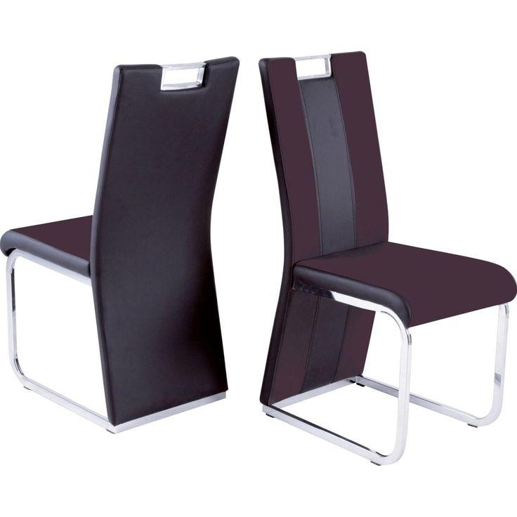 Die besten 25+ Leder Esszimmerstühle Ideen auf Pinterest Leder - design stuhl einrichtungsmoglichkeiten