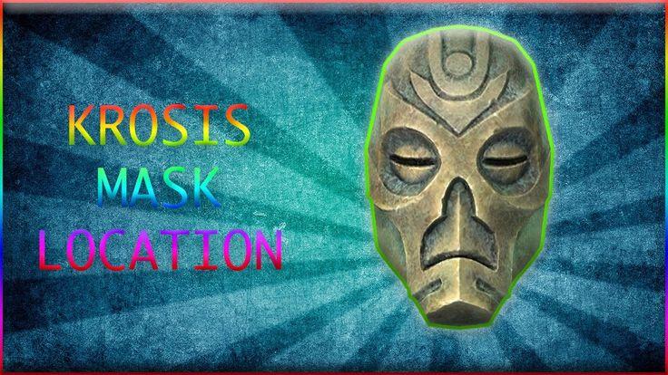 SKYRIM: KROSIS DRAGON PRIEST MASK LOCATION
