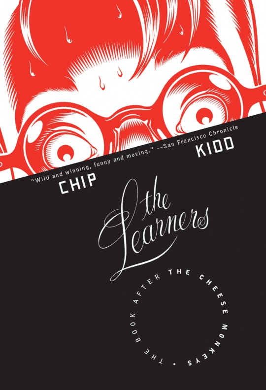 Flyer Goodness: Remarkable Book Cover Designs by Chip Kidd