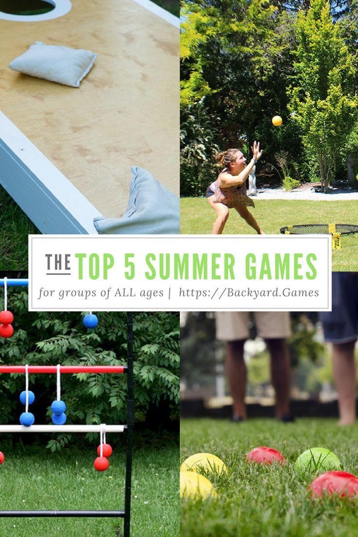 41 best backyard games images on pinterest