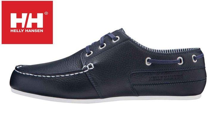 Klasyczne buty męskie w delikatnym, żeglarskim stylu. Drodzy Panowie, serdecznie polecamy!