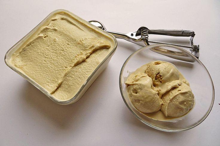 Chai Latte Eis