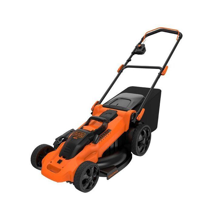 20 in. 40-Volt Max Lithium-Ion Cordless Electric Mower
