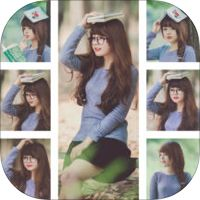 Pic Art Collage & Photo Editor with Pic Grid, Pic Stitch for photo by Nothern Studio