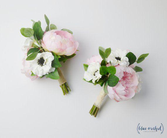 Bridesmaid Peony bouquet