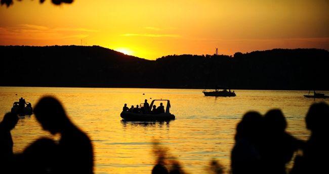 Balaton Sound Sunset