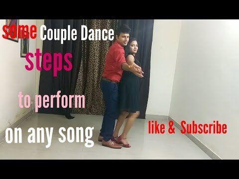 Romantic Couple Dance Performance Simple dance steps Romantic song - YouTube