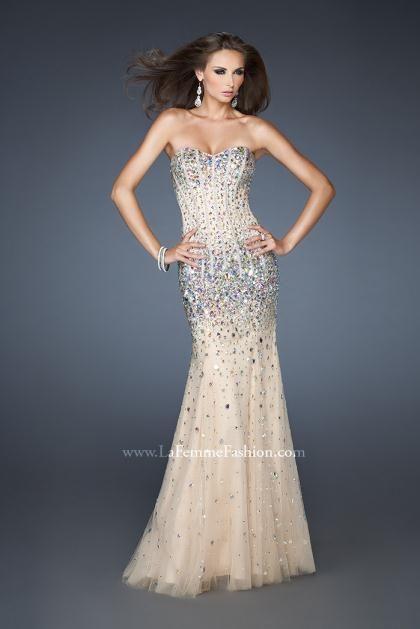 73 besten La Femme Dresses Bilder auf Pinterest   Abendkleider ...