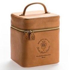 Santa Maria Novella: Leather Line - Large Vanity Case