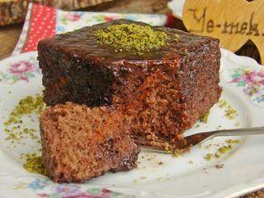 Yumuşacık bir kek tarifi...Çok harika bir lezzeti var, kesinlikle yapmanızı öneririm :)