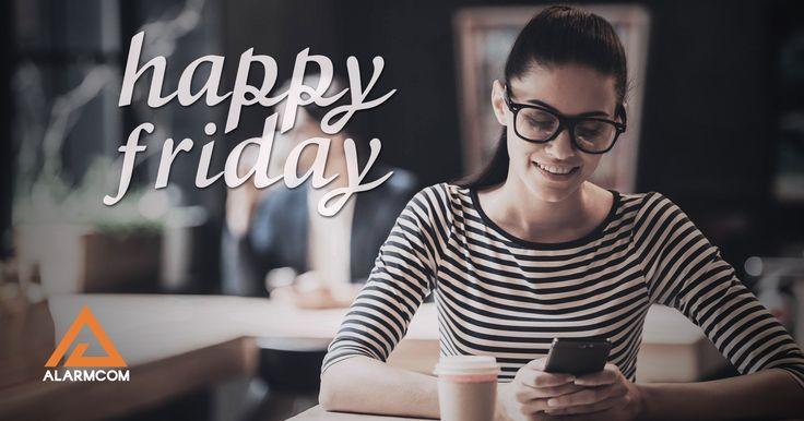 Gününüz aydın olsun. Hafta sonu yaklaşırken mutlu bir gün geçirmenizi dileriz. #HappyFriday #facebook #twitter #tumblr #instagram #linkedin