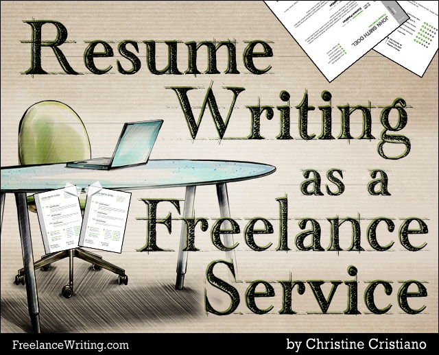 RESUME WRITING AS A FREELANCE SERVICE All to Sort Later - freelance resume writing