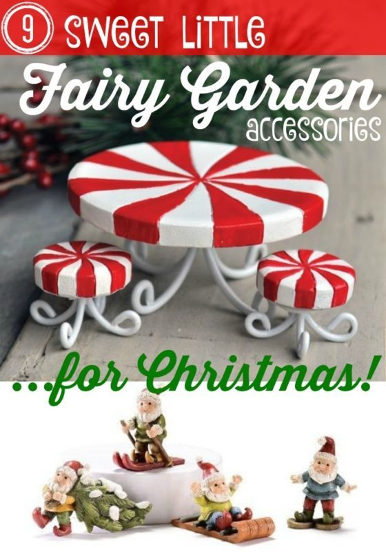 Fairies love to celebrate, especially during the winter holidays! Help your fairies celebrate Christmas in style by creating a fairy garden just for the season. Fairy Gardens have become a popular new...