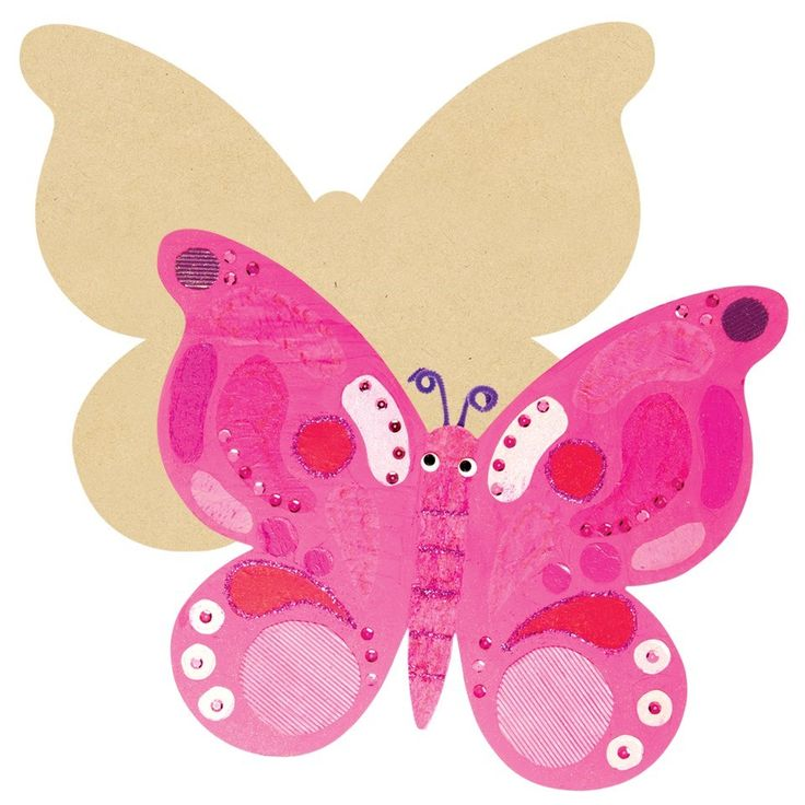 A beautiful butterfly for any classroom or play room!