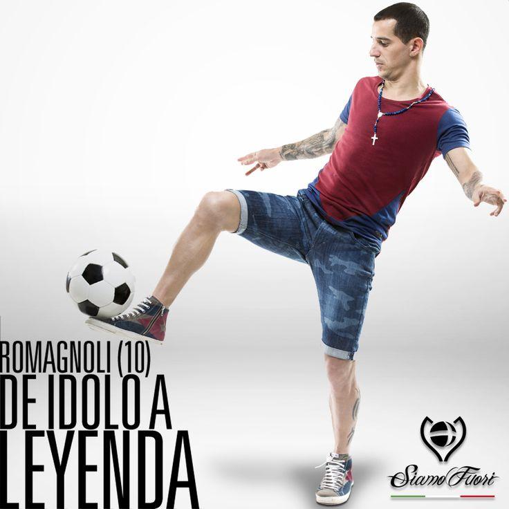 Leandro Romagnoli (10)  - Capitán de San Lorenzo de Almagro, Campeón Copa Libertadores 2014