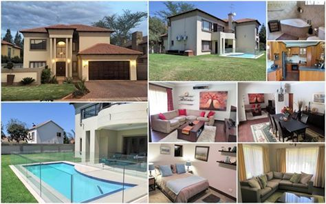 A beautiful home in the quiet Irene Farm Villages, Centurion is our ‪#‎MyPropertyPick‬ of the day! See more of this property marketed through Superior Realty The Authority In Real Estate here http://bit.ly/1ROSVK1