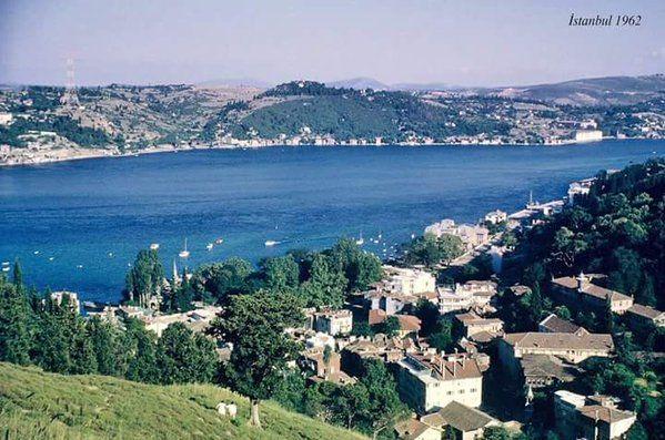 Mavi Yeşil İstanbul (1962) #birzamanlar #istanlook #nostalji