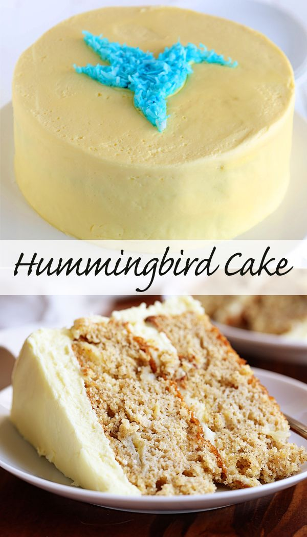 A traditional southern treat, Hummingbird Cake combines the sweet flavors of banana and pineapple with cinnamon. Topped with a decadent cream cheese frosting, this moist, melt-in-your-mouth cake recipes makes for a perfect Easter dessert.