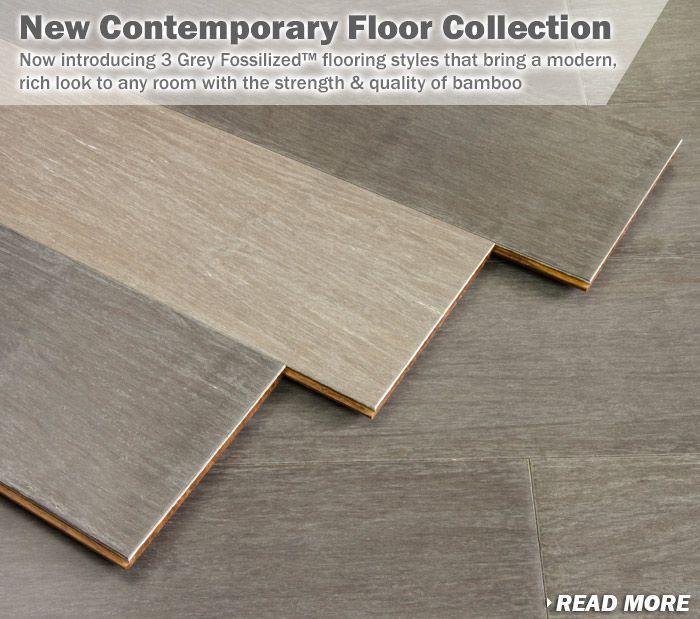 Cali Bamboo Grey Modern Flooring