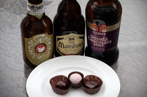 Chocolate and beer? Together? It may sound like a conspiracy on the part of beer-loving-guys to take back Valentine's Day, but take it from this former skeptic: Chocolate and beer can be an incredible pairing.