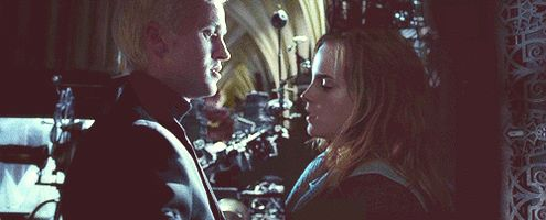 Come una rosa in un campo di margherite. — #Dramione