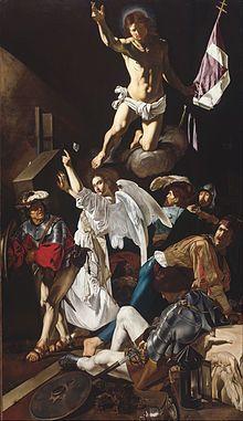 Francesco Bouneri 1619 Resurreccion de Cristo