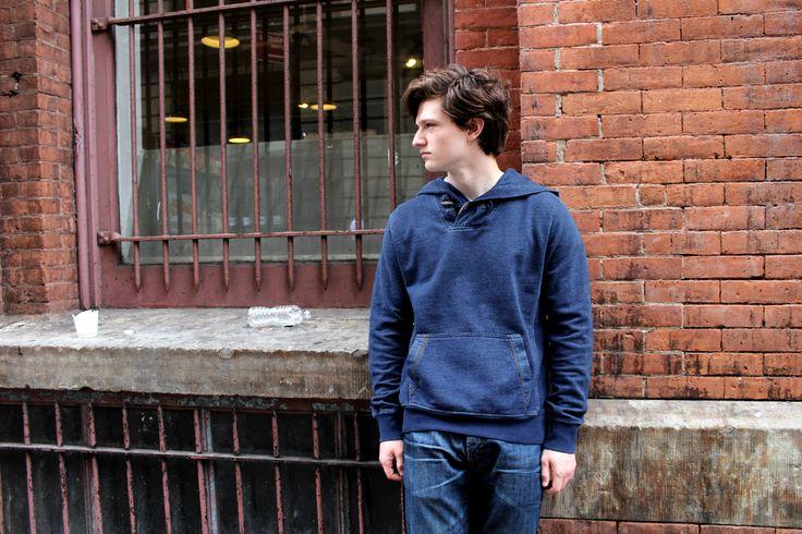 Wilde Pullover Hoodie www.randomaccessny.com