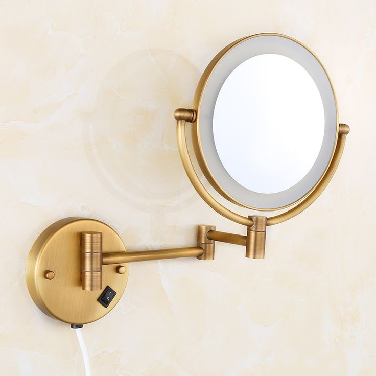 Quality Bathroom Lighting best 25+ wall mounted magnifying mirror ideas on pinterest