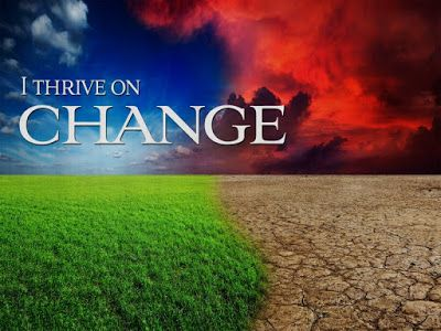 Free Affirmation Wallpaper - I thrive on change