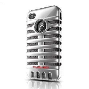 Musubo Retro CaseIphone Cases, Iphone 4S, Iphone 44Ssilver, Iphone 4 4S Silver, Gadgets Techie Rel Stuff, Musubo Retro, Phones Cases, Retro Cases, Gadgets Techy Rel Stuff