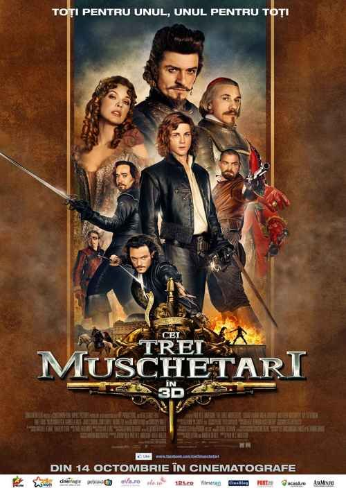 Watch The Three Musketeers 2011 Full Movie Online Free