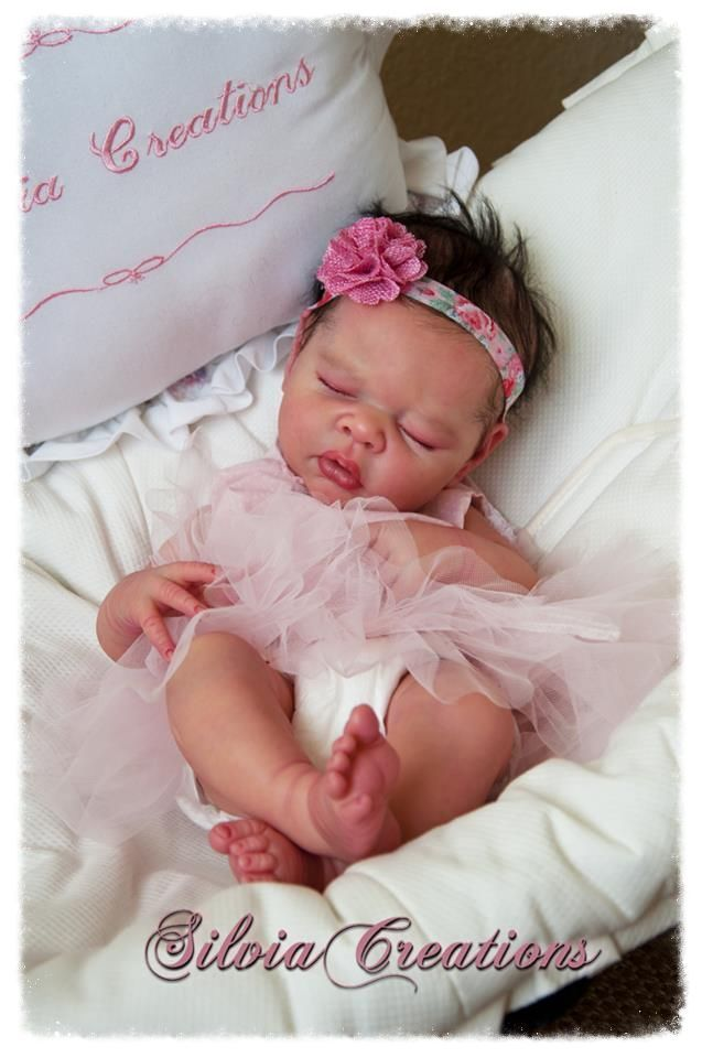 759 Besten Realistic African American Baby Dolls Bilder